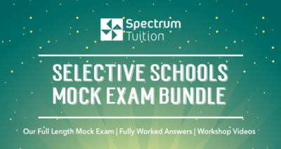 The Mock Exam Bundle: A Great Way To Prepare For The Selective Schools Exam