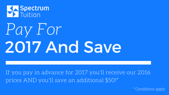 pay and save $50