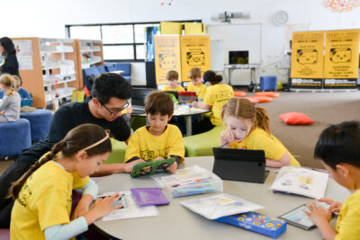Our First Yellow Brick Code School Holiday Program